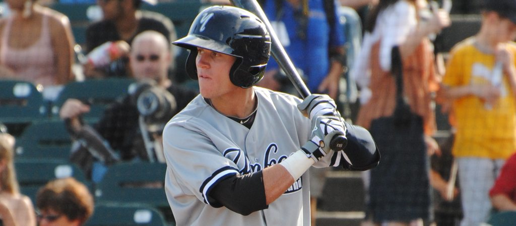 Gamel, Segedin Lead Thunder to 9-5 Win Over Akron