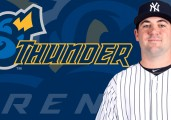 Nuding Brilliant in Trenton's Game 2 Win; Roller Adds Second HR
