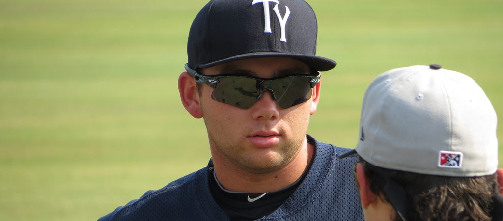 Dante Bichette Jr. had three RBIs in the Thunder's 7-0 win over Portland Friday night.