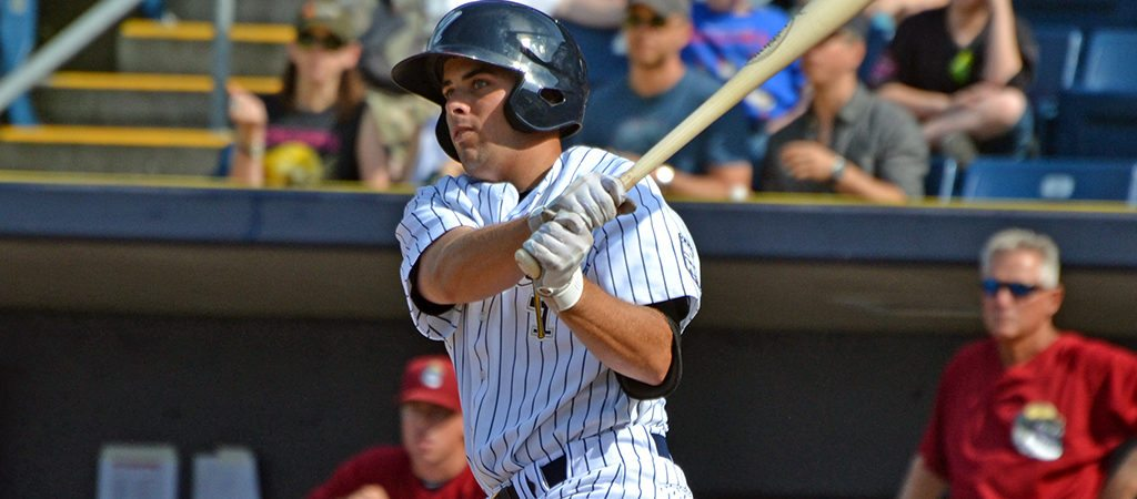 RiverDogs Make it Three-in-a-Row