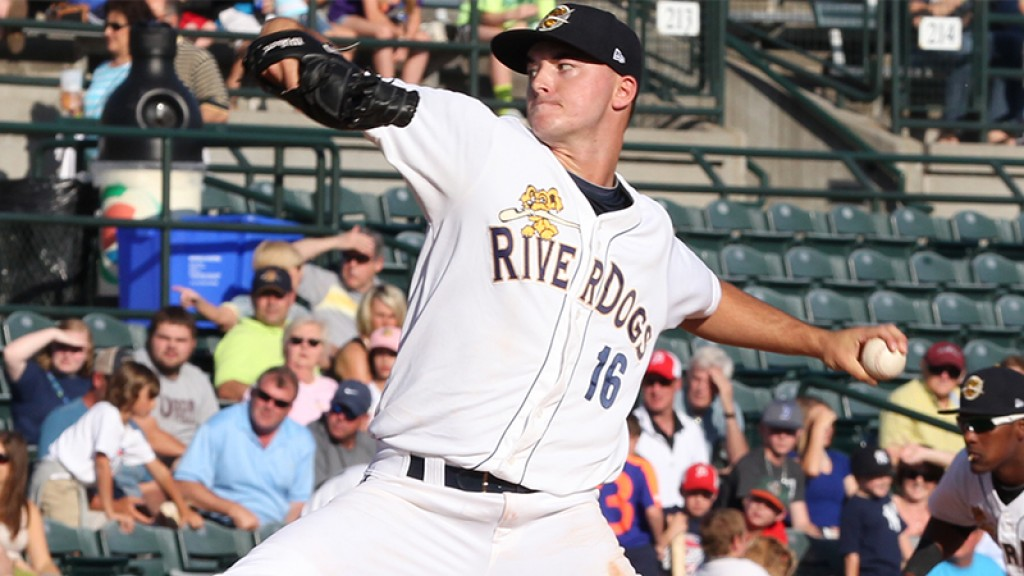 Clarkin, Lail, Smith Likely Anchor 2015 Tampa Yankees Rotation