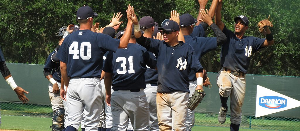 GCL Yankees Sweep Day's Games