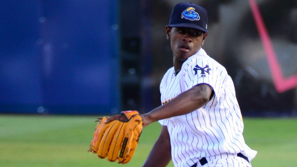 Top Prospect Profile: #1 Luis Severino