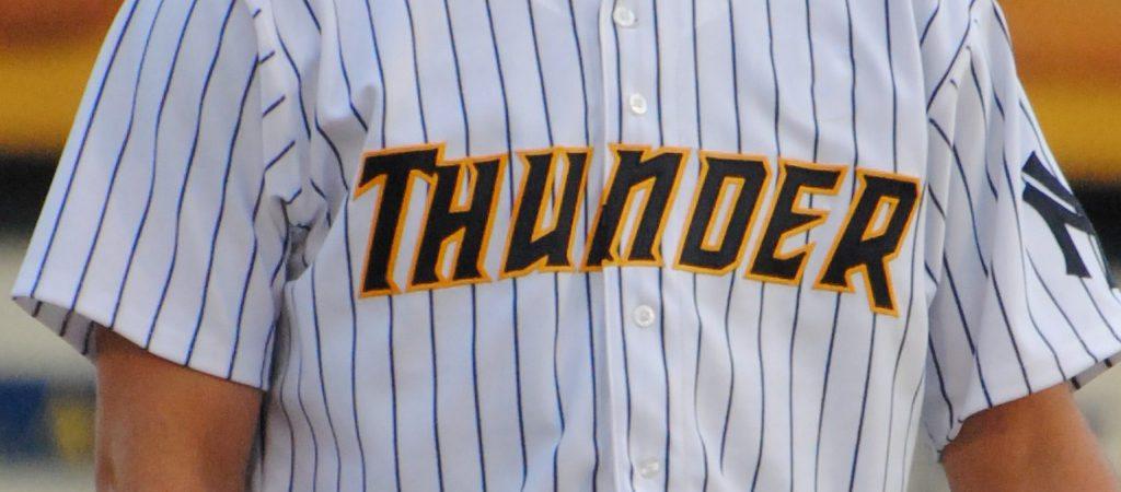 The 2014 Trenton Thunder – Development Over Wins