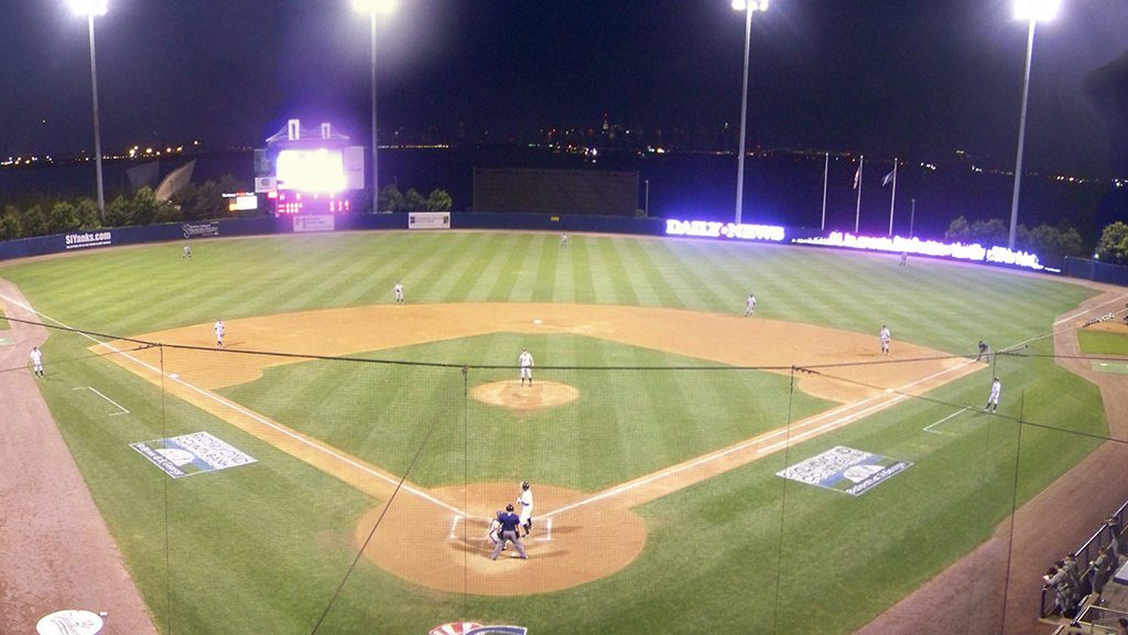 Staten Island Yankees, Richmond County Savings Bank Renew Ballpark Naming Rights