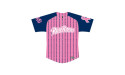 RailRiders: Pinstripes in Pink