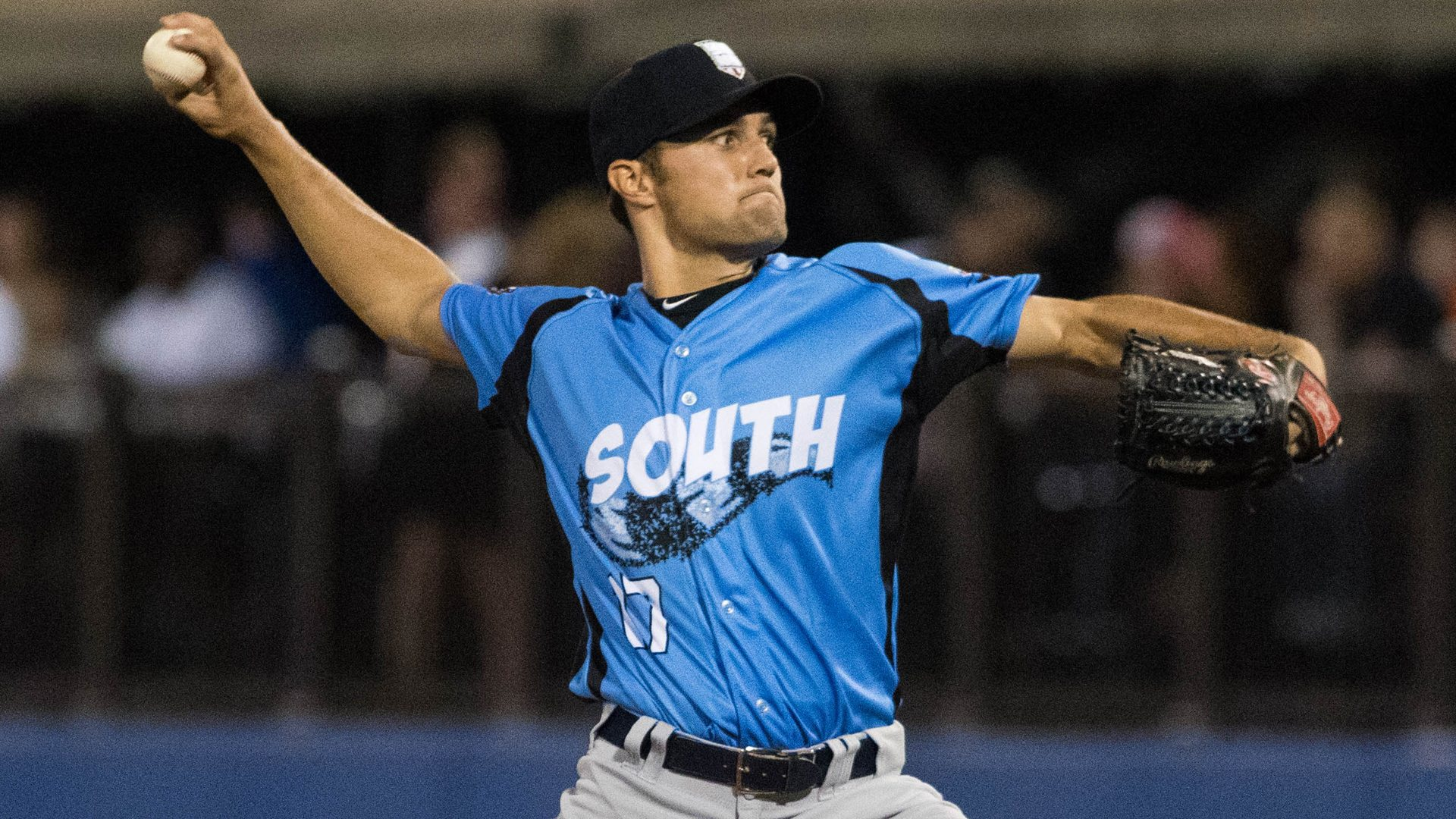 Kolton Mahoney (Allyson White/Staten Island Yankees)