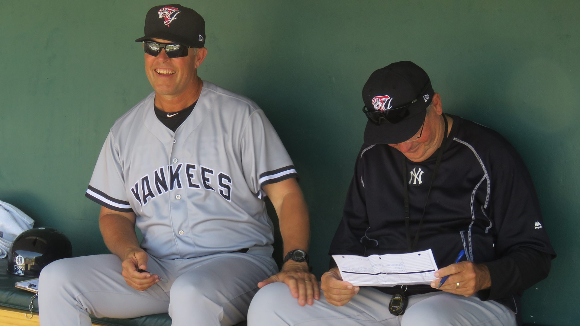 Joe Girardi explains how the Yankees fired him
